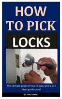 Lock Picking Book PDF