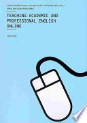 Teaching Academic and Professional English Online