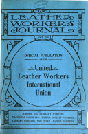 The Leather Worker s Journal