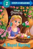 A Royal Spring  Disney Princess
