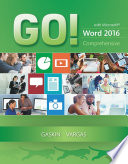 GO  with Microsoft Word 2016 Comprehensive