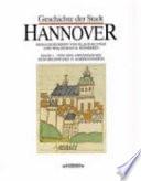 Geschichte der Stadt Hannover: Von den Anfängen bis zum Beginn des 19. Jahrhunderts