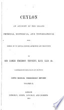 Ebook Ceylon Epub Sir James Emerson Tennent Apps Read Mobile