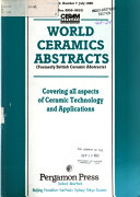 World Ceramics Abstracts