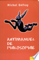 illustration du livre Antimanuel de philosophie