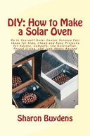 DIY  How to Make a Solar Oven
