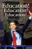 Education! Education! Education!