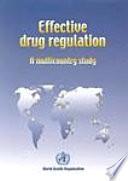 Effective Drug Regulation