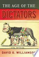 The Age of the Dictators