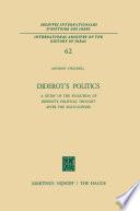 Diderot's Politics
