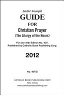 Saint Joseph Guide For Christian Prayer : prayer enables individuals and groups...