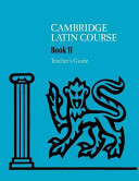 Cambridge Latin Course 2 Teacher s Guide
