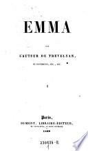 Emma par l'auteur de Trevelyan, de Doverston