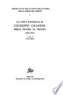 La visita pastorale di Giuseppe Grasser nella diocesi di Treviso  1826 1827