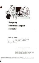 Helping Children Adjust Socially