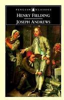 . Joseph Andrews .