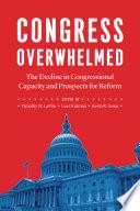 Congress Overwhelmed Book PDF
