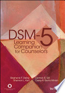 DSM 5 Learning Companion for Counselors