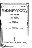 Haematologica  archivio