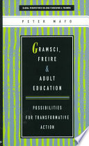 Gramsci  Freire and Adult Education