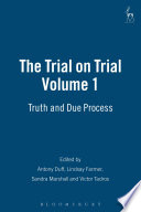 The Trial on Trial  Volume 1