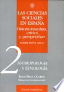 Antropología y etnología