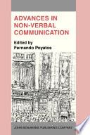 Advances In Non Verbal Communication