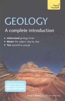 Geology  A Complete Introduction
