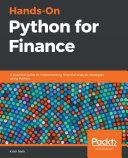Hands On Python For Finance