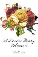 download ebook a lover\'s diary, pdf epub