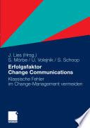 Erfolgsfaktor Change Communications