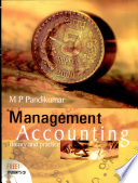 Management Accounting theory and practice Free download PDF and Read online