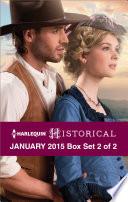 Harlequin Historical January 2015 - Box Set 2 of 2