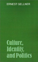 Culture  Identity  and Politics Book PDF