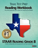 Texas Test Prep Reading Workbook  Staar Reading Grade 8