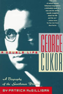 George Cukor A Double Life book