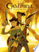 illustration du livre Les Campbell - Tome 2 - Le redoutable pirate Morgan