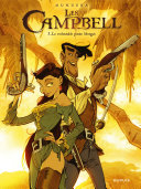 illustration Les Campbell - Tome 2 - Le redoutable pirate Morgan