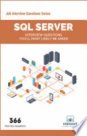 SQL Server Interview Questions You ll Most Likely Be Asked Book PDF