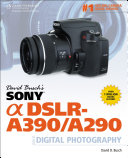 download ebook david busch\'s sony dslr-a390/a290 guide to digital photography pdf epub
