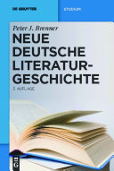 download ebook neue deutsche literaturgeschichte pdf epub