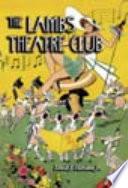 The Lambs Theatre Club PDF
