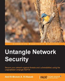 download ebook untangle network security pdf epub