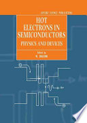 Hot Electrons in Semiconductors