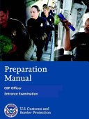 Preparation Manual   Cbp Officer Entrance Examination