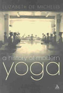 A History of Modern Yoga