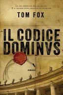 Il codice Dominus Per I Suoi Messaggi Di
