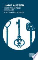 Jane Austen  Northanger Abbey Persuasion