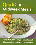 Quick Cook Midweek Meals