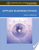 Applied Business Ethics  A Skills Based Approach